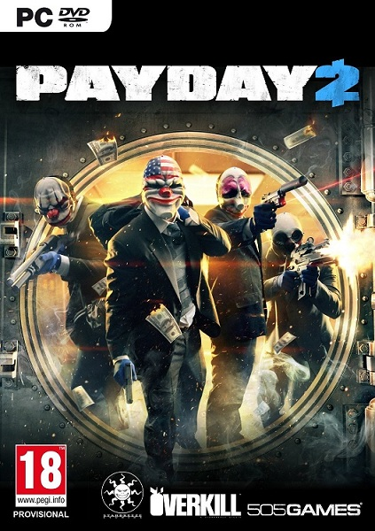 PAYDAY 2 2013