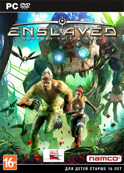 Enslaved - Odyssey to the West - Premium Edition 2013