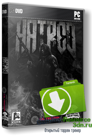 Hatred [20160414 91617 rev.20665 + 1 DLC] (2015) PC | RePack от R.G. Freedom