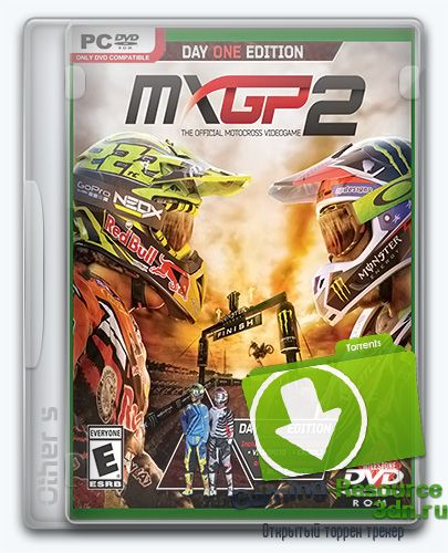 MXGP2 - The Official Motocross Videogame (2016) [En/Multi] (1.0) License CODEX {Racing (Motorcycles)}