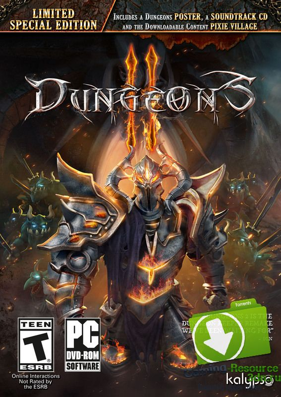 Dungeons II (RUS / ENG) [Repack] от R.G. Origami