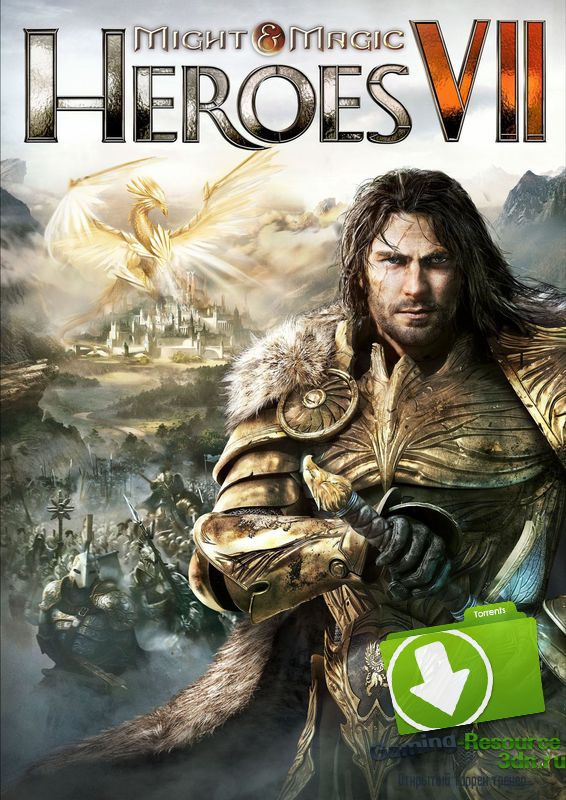 Might & Magic Heroes VII (RUS / ENG) [Repack] отR.G. Catalyst