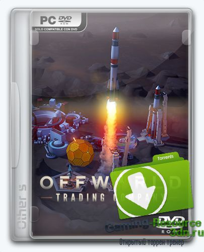 Offworld Trading Company (2016) [Ru/Multi] (1.0.12745/dlc) Repack Other