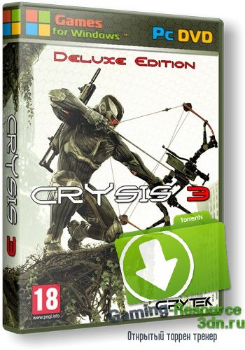 Crysis 3: Digital Deluxe Edition [v 1.3] (2013) PC | Rip