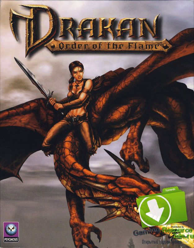 Drakan: Order Of The Flame (RUS / ENG) [Repack] от R.G. Catalyst