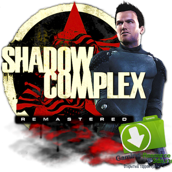 Shadow Complex Remastered (2016) [RUS/ENG|MULTi10] by Choice