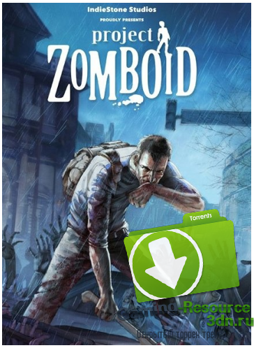 Project Zomboid [v34.20] (2013) PC | RePack
