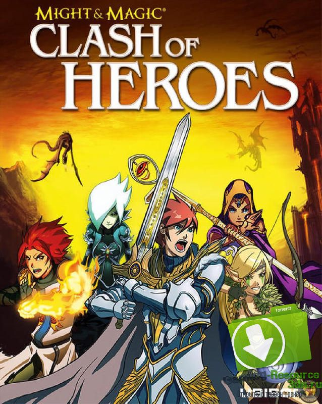 Might & Magic: Clash Of Heroes (ENG / RUS) [Repack] от R.G. Origami