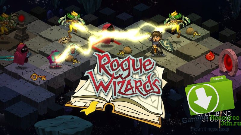 Rogue Wizards v0.2.1 (ENG/2016)