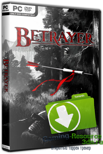 Betrayer (Blackpowder Games) (Rus/Eng/Multi) [Lossless RePack] от R.G. Origami