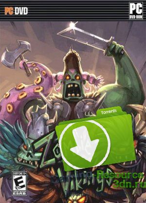 Zombie Vikings (2015) PC | Лицензия