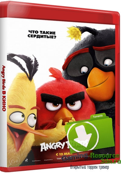 Angry Birds в кино / The Angry Birds Movie (2016) CAMRip