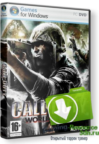 Call of Duty: World at War (2008) PC | RePack