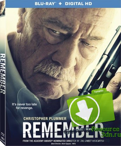 Помнить / Remember (2015) HDRip-AVC