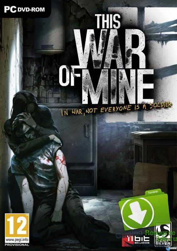 This War of Mine - The Little Ones [v 2.2.0] (2016) PC | RePack