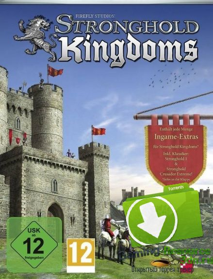 Strоnghold Kingdоms: Islаnd Wаrfare [2.0.28.2] (2010) PC