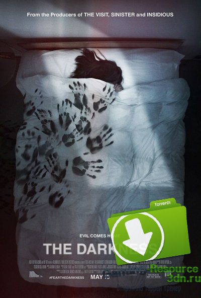 Темнота / The Darkness (2016) WEBRip