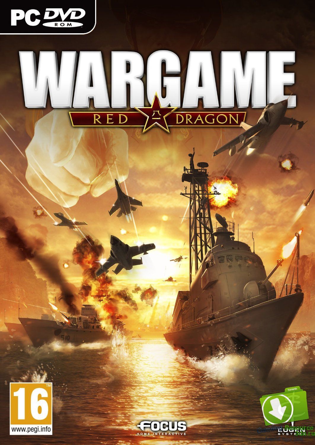 Wargame: Red Dragon [v 16.05.20.510025133 + 4 DLC] (2014) PC | RePack от FitGirl