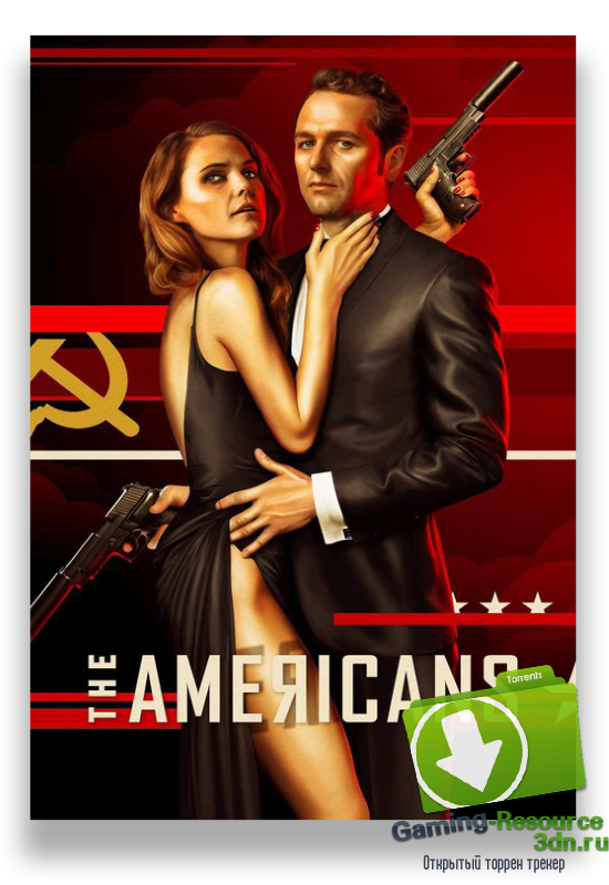 Американцы / The Americans [S04] (2016) WEB-DLRip