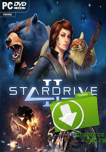 StarDrive 2: Gold Pack [v1.4] (2016) PC  Steam-Rip от Let'sPlay