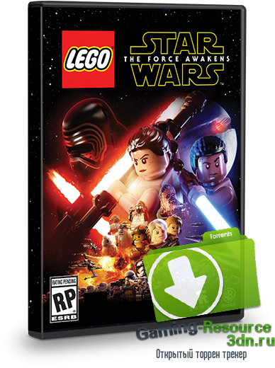 LEGO Star Wars: The Force Awakens (2016) PC | RePack by Valdeni
