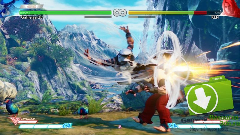 Street Fighter V Deluxe Edition (Update 3) [RUS/ENG/MULTI13] Incl A Shadow Falls DLC