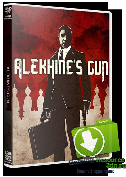 скачать alekhine's gun торрент механики