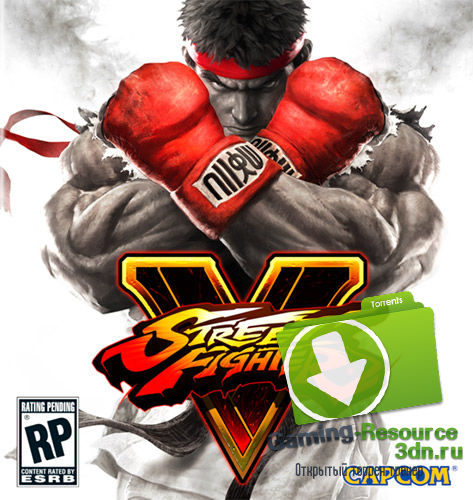 Street Fighter V Deluxe Edition (1.07+DLC) [RUS/ENG/MULTI13]