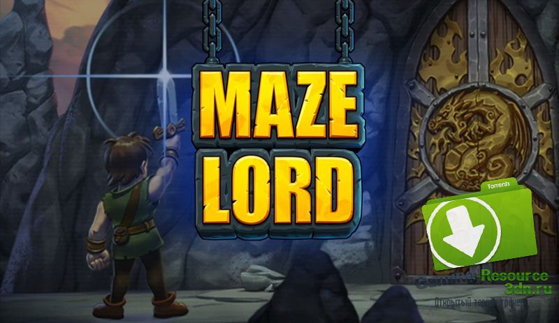 Maze Lord [2016/RUS/ENG]