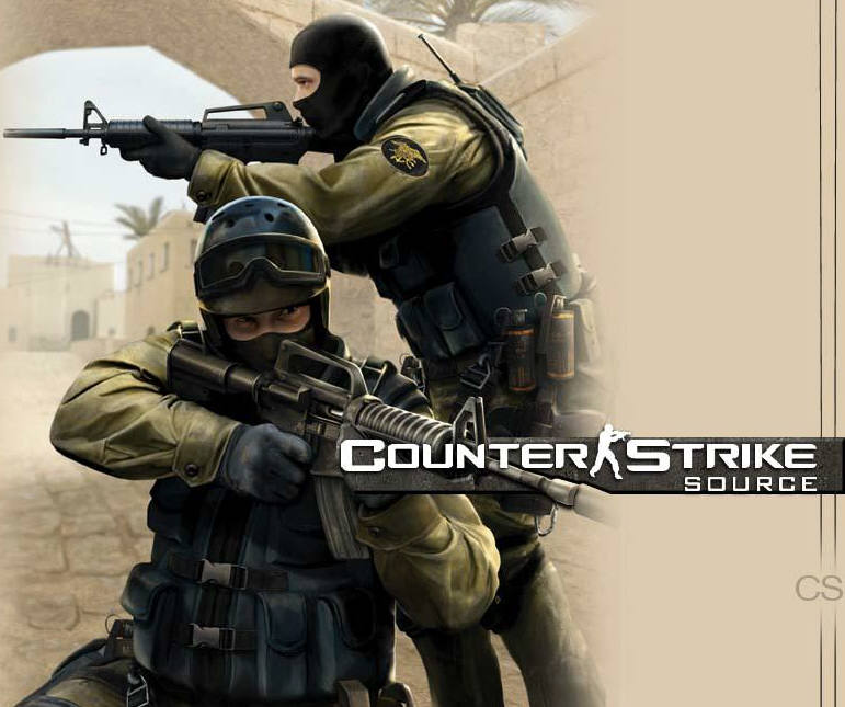 Counter-Strike: Source SteamPipe v.2192040(82) 2014