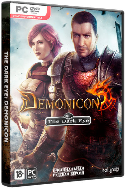 The Dark Eye: Demonicon [v.1.1 + 3 DLC] (2013) PC | RePack от R.G. Revenants