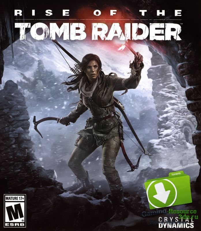 Rise of the Tomb Raider - Digital Deluxe Edition (Square Enix) (RUS|ENG|MULTi11) |Steam-Rip] от Fisher + Hybrid Crack от Voski(REVOLT)