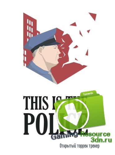 This Is the Police (Nordic Games, EuroVideo Medien) (RUS/ENG/Ger) от CODEX