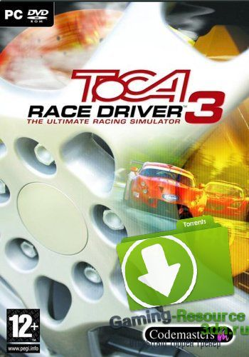 TOCA Race Driver 3 [Repack] [+Win7 / 10] [ENG]