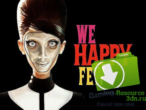 We Happy Few [L] [GOG] [ENG/FRE] (2016) (Build 29174, in development)