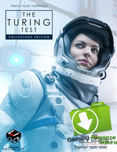 The Turing Test (Bulkhead Interactive) [ENG] от CODEX