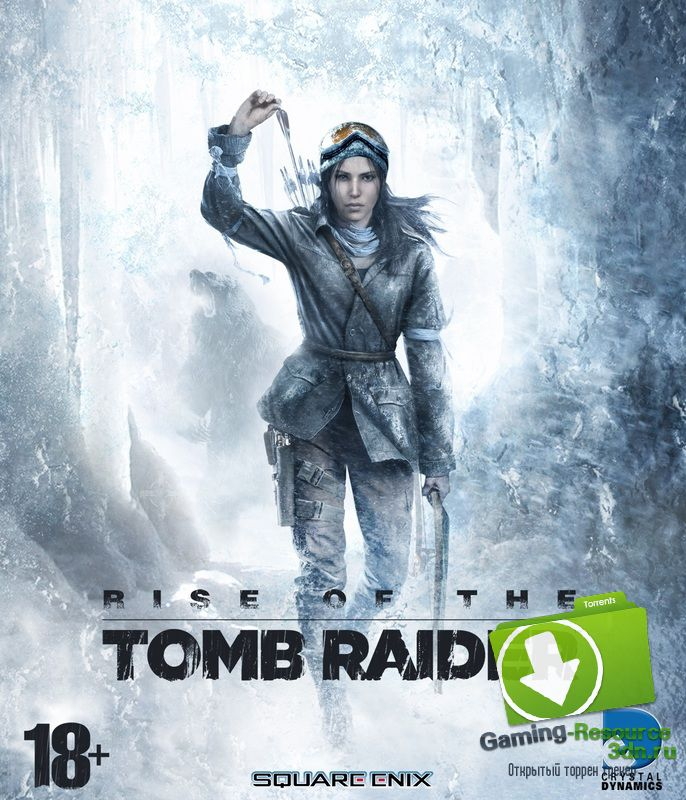 Rise of the Tomb Raider - Digital Deluxe Edition (Square Enix) (RUS|ENG|MULTi11) от CPY