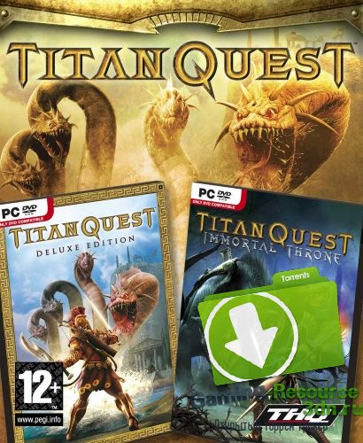 Titan Quest Anniversary Edition (THQ Nordic) [RUS/ENG/Mult11i] от PLAZA