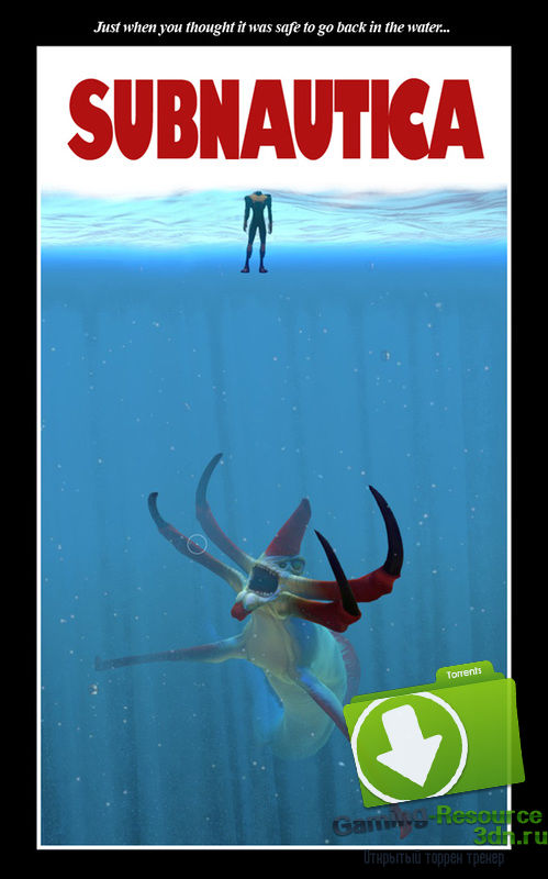 Subnautica [Early Access] [ENG / RUS] (2014) [build 1089 (36676)]