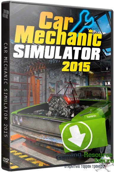 Car Mechanic Simulator 2015: Gold Edition [v 1.0.8.3 + 10 DLC] (2015) PC | RePack от xatab