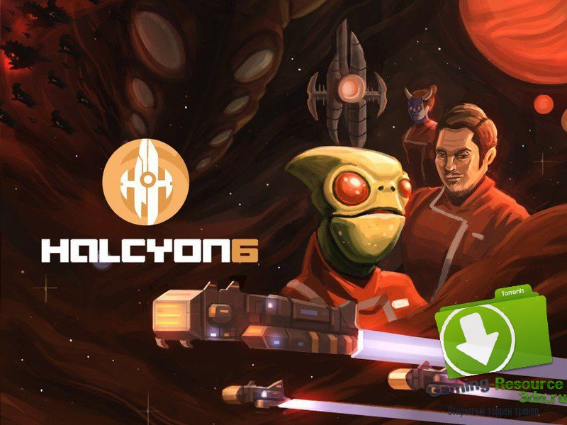 Halcyon 6: Starbase Commander [1.0] (ENG)