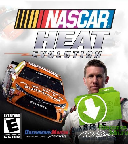 NASCAR Heat Evolution (Dusenberry Martin Racing) (ENG) от CODEX