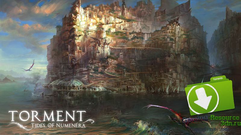 Torment - Tides of Numenera (BETA 0.1.2 от 09.06.2016)