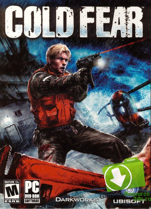 Cold Fear PC | RePack от R.G. Механики