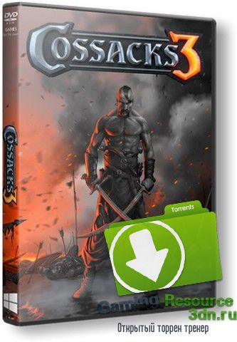 Казаки 3 / Cossacks 3 [Update 10] (2016) PC | RePack от Decepticon