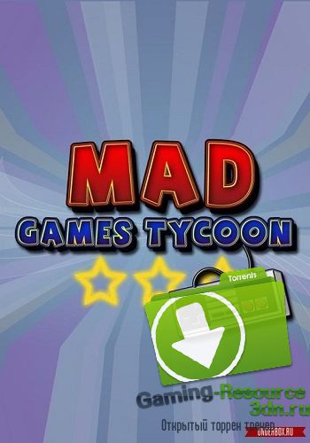 Mad Games Tycoon [v.1.160930A] (2016) PC | RePack от GAMER