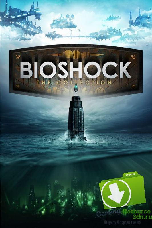 BioShock Remastered [v.1.0.121808] (RUS\ENG) | Steam-Rip от Let'sPlay