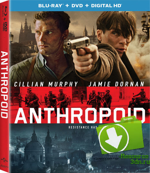 Антропоид / Anthropoid (2016) ...