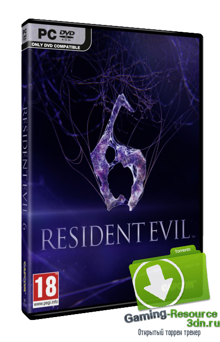 Resident Evil 6 (L) [v 1.0.6] PC (Windows)