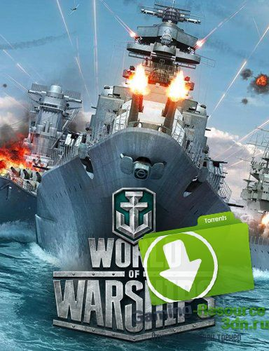 World of Warships [0.5.14.0] (2015) PC